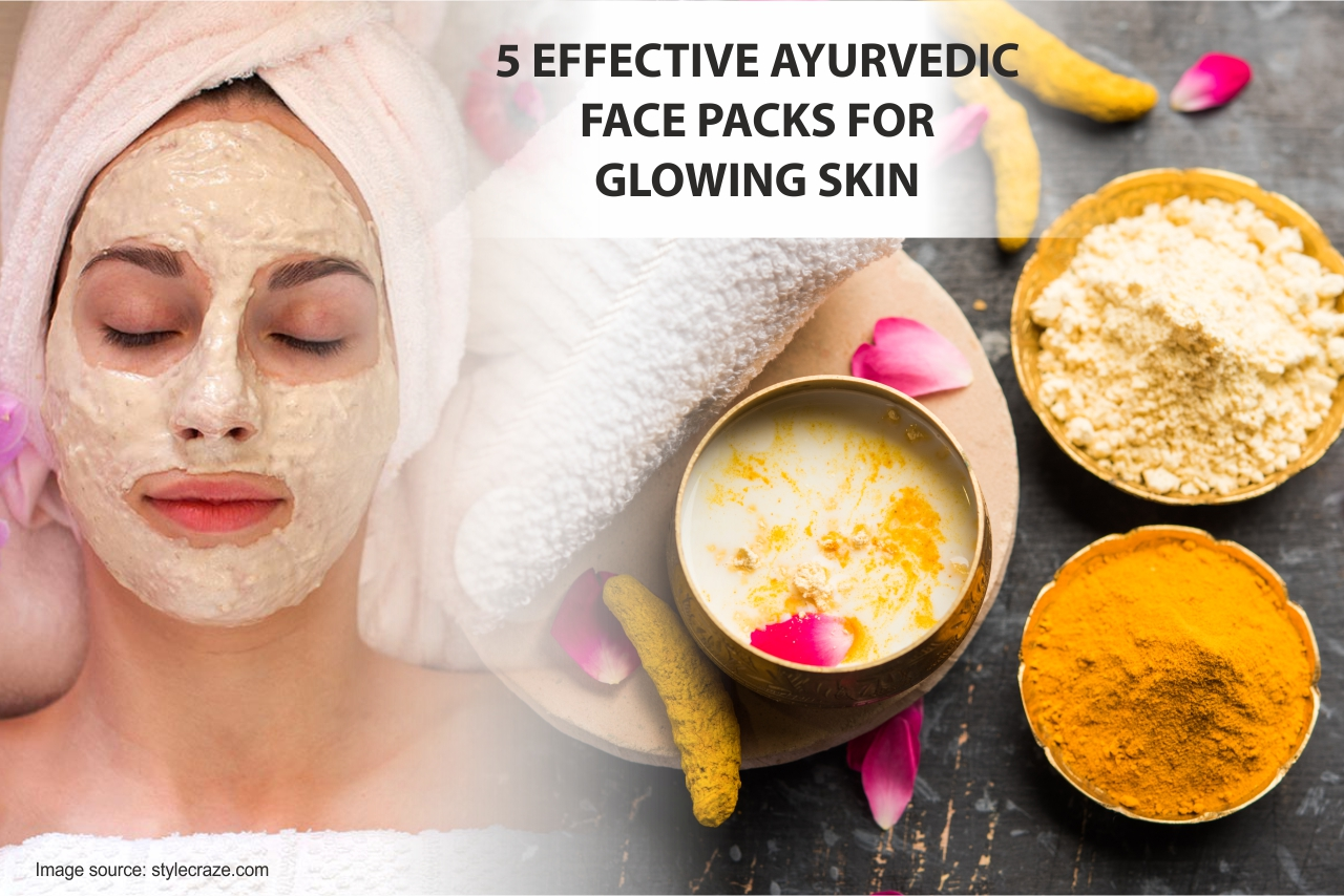 Homemade face pack for instant glow and fairness & Face Packs