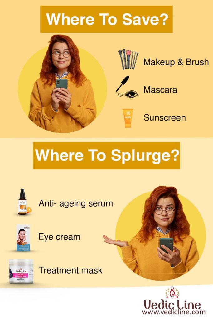 Make-up Tips : Where to save where to splurge