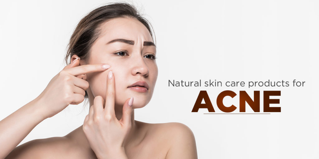 Skincare tips:natural skin care products for acne