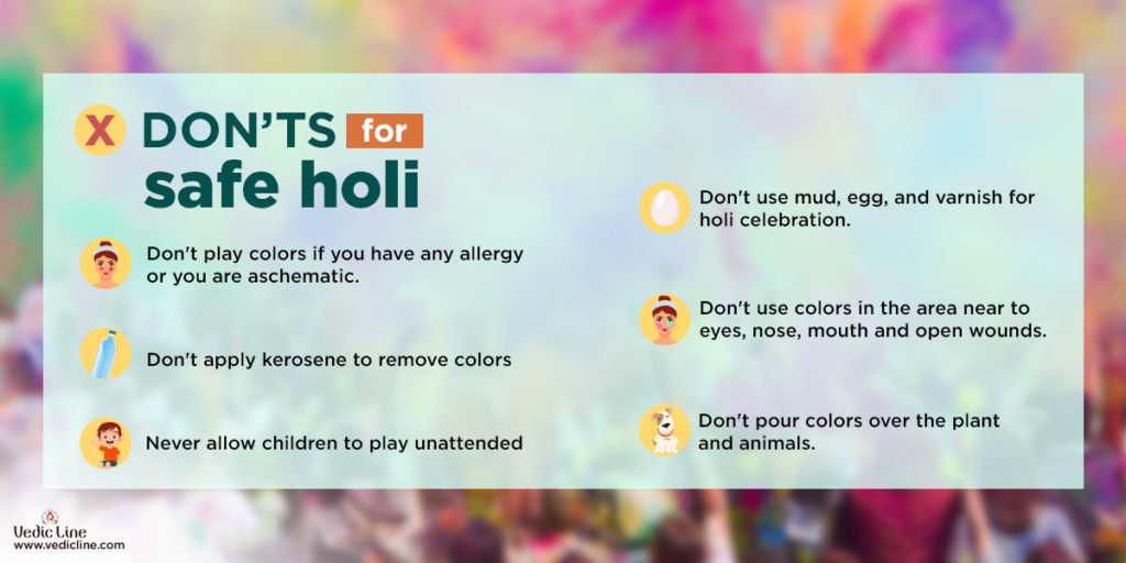 The Dos and Don'ts of India's Holi Festival