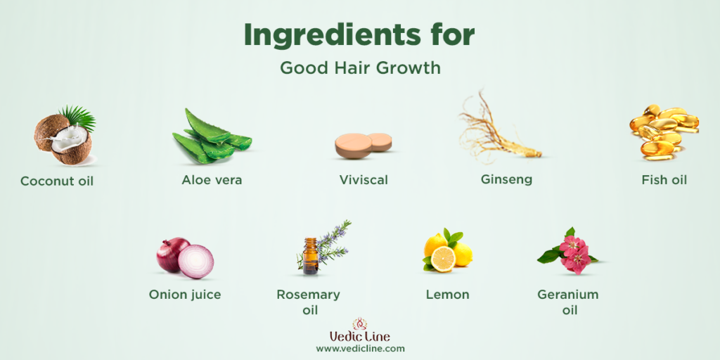 Top Natural Ingredients For Healthy Skin And Hair! - Vedicline