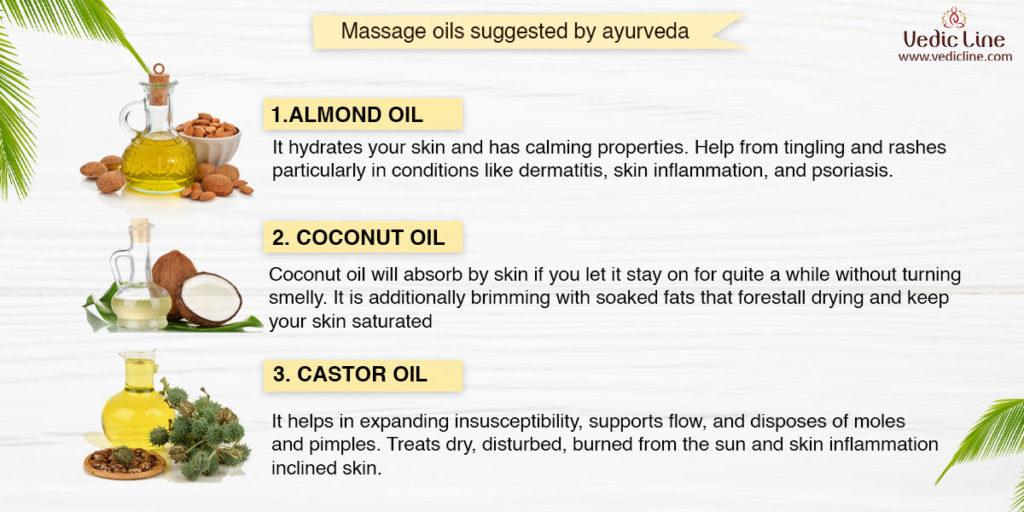 Best massage oil:Vedicline