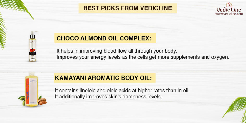 Buy body massage oil at low price:Vedicline
