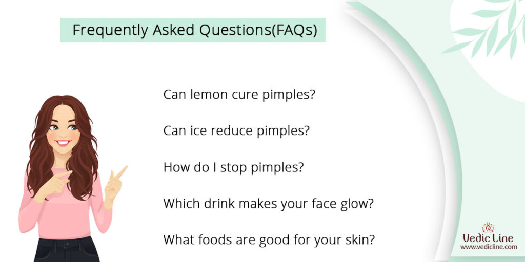 freqently asked questions: how to get rid of pimples?