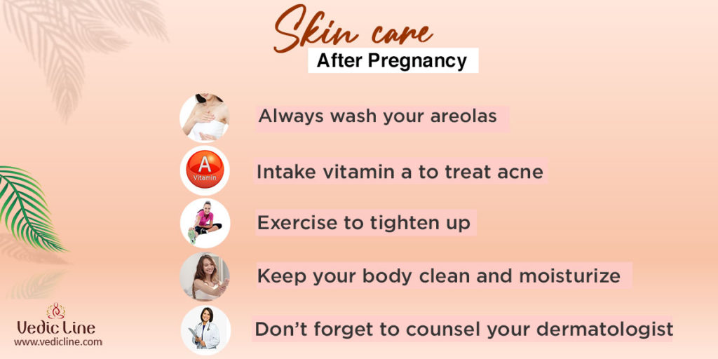 After pregnancy tips: Vedicline