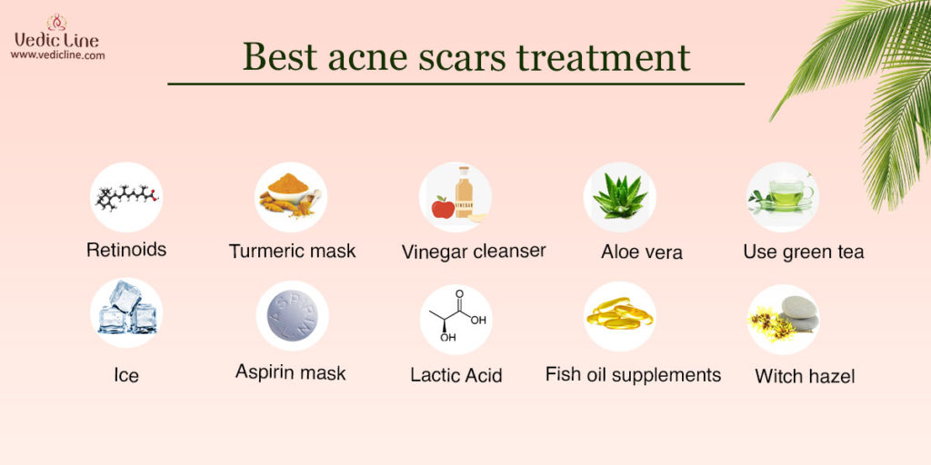 Best acne scars treatment:best acne scar removal cream-Vedicline