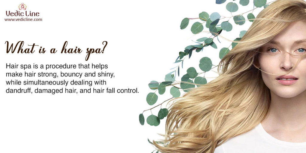 what is hair spa?
