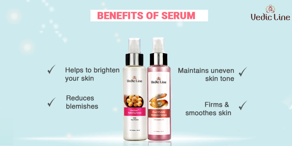 Benefits of natural and organic serum-vedicline