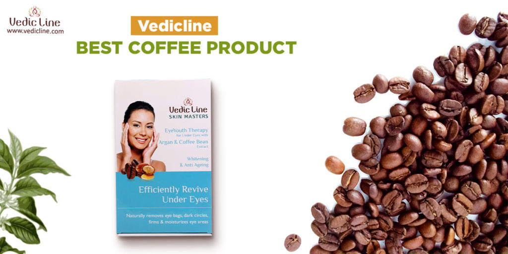 Best natural coffee product for skincare-vedicline