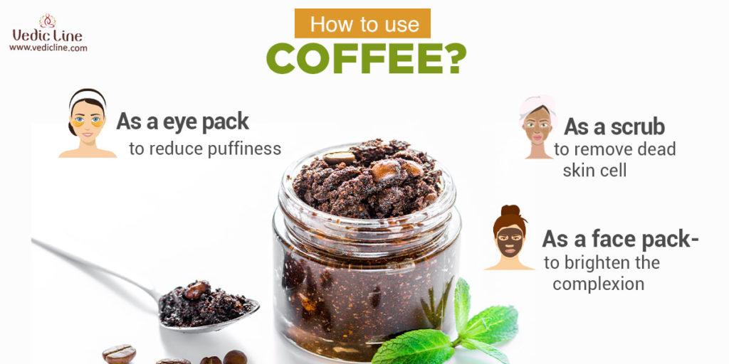 how to use coffee-Vedicline