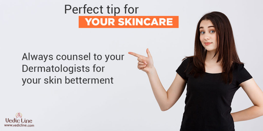 perfect tip for your skin care