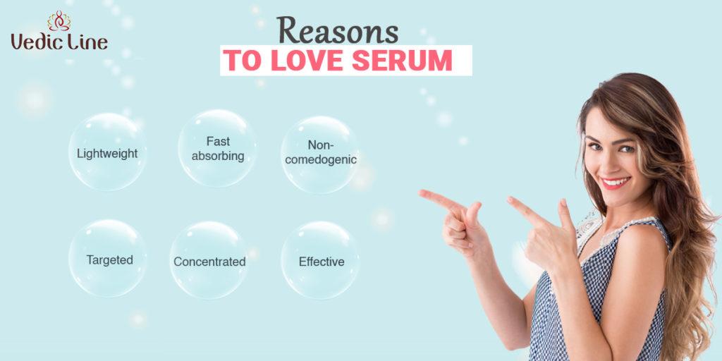 Reasons to love natural serum-vedicline
