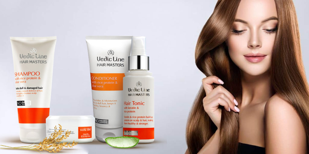 Best natural; hair care product for healthy hair -Vedicline